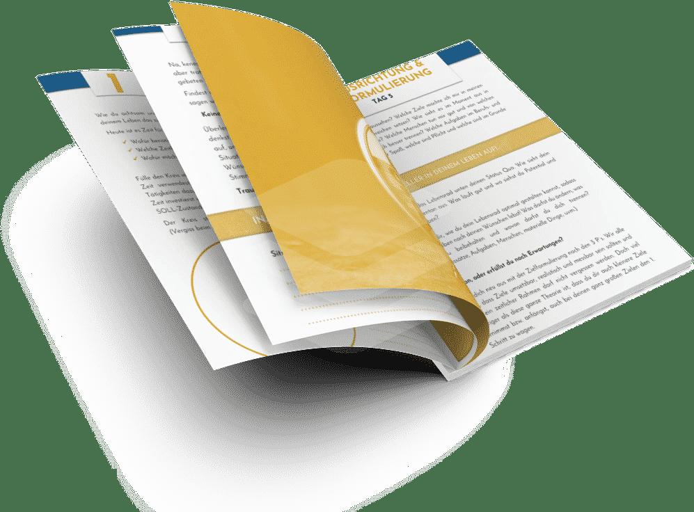 Workbook zur 7-Tages-Challenge