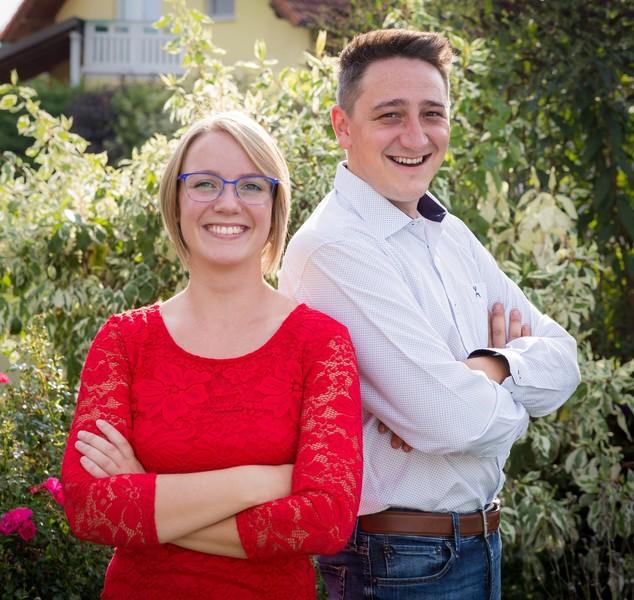 Angelika und Manuel