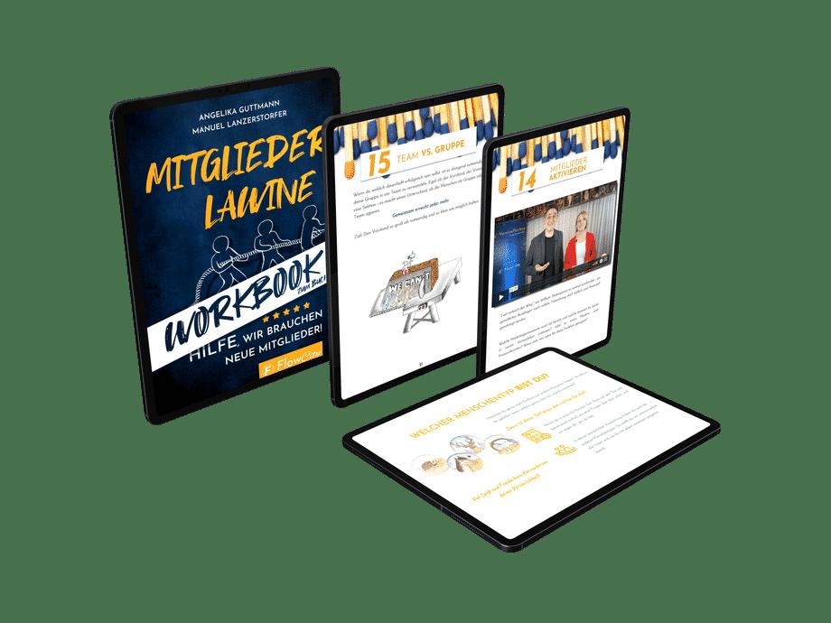 Workbook Mitgliederlawine